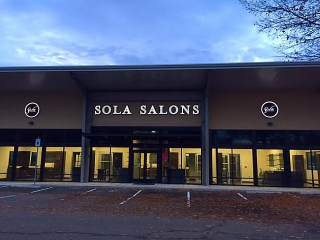 Organic Beauty Salon, Eugene, Oregon